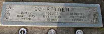 SCHREINER, ADELINE - Washington County, Oregon | ADELINE SCHREINER - Oregon Gravestone Photos