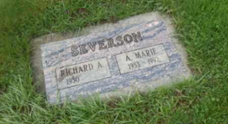 SEVERSON, A. MARIE - Washington County, Oregon | A. MARIE SEVERSON - Oregon Gravestone Photos