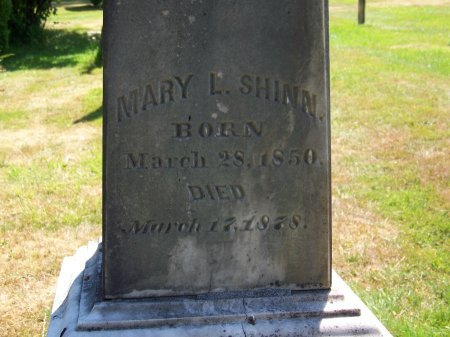 SINN, MARY L. - Washington County, Oregon | MARY L. SINN - Oregon Gravestone Photos