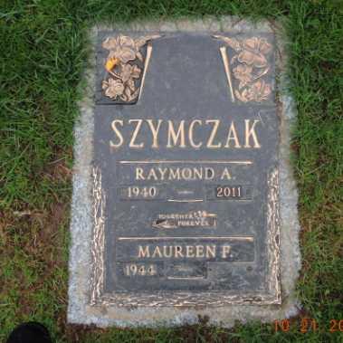 SZYMCZAK, MARUEEN F. - Washington County, Oregon | MARUEEN F. SZYMCZAK - Oregon Gravestone Photos