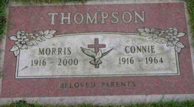 THOMPSON, CONNIE - Washington County, Oregon   CONNIE THOMPSON - Oregon Gravestone Photos