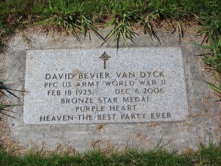 VAN DYCK, DAVID BEVIER - Washington County, Oregon | DAVID BEVIER VAN DYCK - Oregon Gravestone Photos