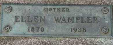 WAMPLER, ELLEN - Washington County, Oregon | ELLEN WAMPLER - Oregon Gravestone Photos