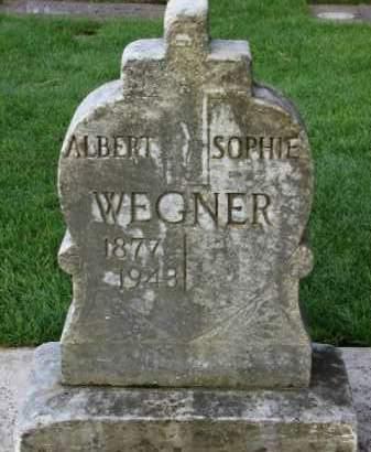 WEGNER, SOPHIE - Washington County, Oregon | SOPHIE WEGNER - Oregon Gravestone Photos