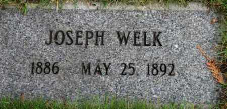 WELK, JOSEPH - Washington County, Oregon | JOSEPH WELK - Oregon Gravestone Photos