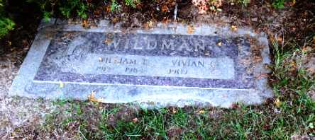 WILDMAN, WILLIAM T - Washington County, Oregon | WILLIAM T WILDMAN - Oregon Gravestone Photos