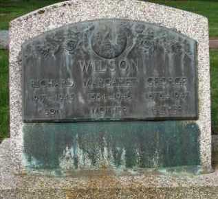 WILSON, RICHARD - Washington County, Oregon | RICHARD WILSON - Oregon Gravestone Photos