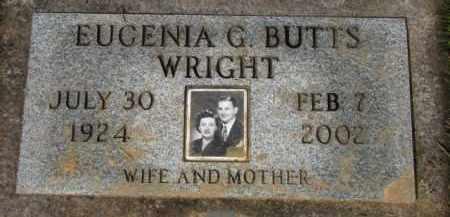 WRIGHT, EUGENIA G. - Washington County, Oregon | EUGENIA G. WRIGHT - Oregon Gravestone Photos