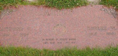 ALTUS, ADELINE CATHERINE - Yamhill County, Oregon   ADELINE CATHERINE ALTUS - Oregon Gravestone Photos