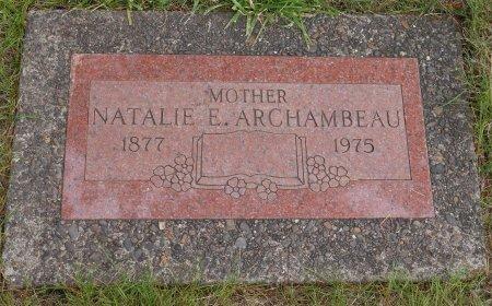 PENNOCK ARCHAMBEAU, NATALIE ELIZABETH - Yamhill County, Oregon   NATALIE ELIZABETH PENNOCK ARCHAMBEAU - Oregon Gravestone Photos