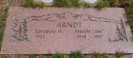 ARNDT, JOSEPH CHARLES - Yamhill County, Oregon | JOSEPH CHARLES ARNDT - Oregon Gravestone Photos