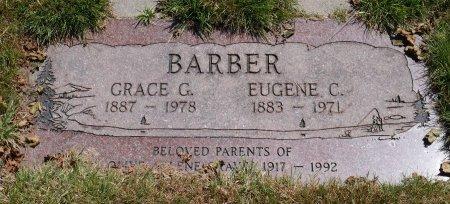 BARBER, GRACE GERTRUDE - Yamhill County, Oregon | GRACE GERTRUDE BARBER - Oregon Gravestone Photos