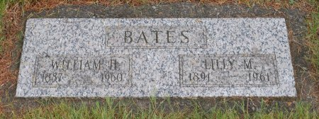 BATES, WILLIAM HYNUM - Yamhill County, Oregon   WILLIAM HYNUM BATES - Oregon Gravestone Photos