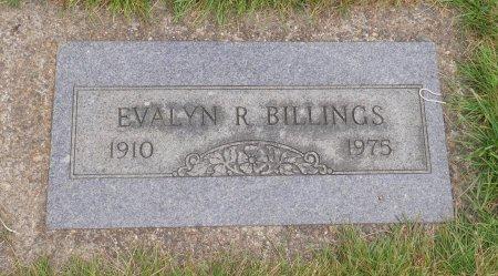 BILLINGS, EVALYN ROSE - Yamhill County, Oregon | EVALYN ROSE BILLINGS - Oregon Gravestone Photos