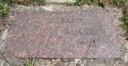 BLAKELY, HARRY LAFAYETTE - Yamhill County, Oregon   HARRY LAFAYETTE BLAKELY - Oregon Gravestone Photos