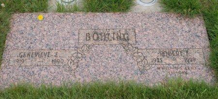 BOHLING, ROBERT FRED - Yamhill County, Oregon | ROBERT FRED BOHLING - Oregon Gravestone Photos