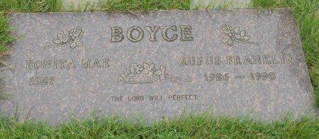 VENNEBERG BOYCE, BONITA MAE - Yamhill County, Oregon | BONITA MAE VENNEBERG BOYCE - Oregon Gravestone Photos