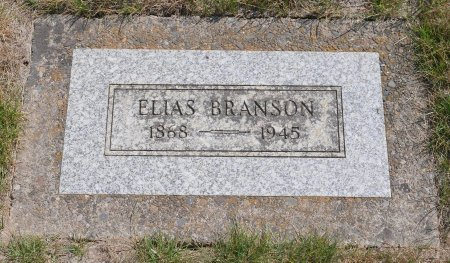 BRANSON, ELIAS - Yamhill County, Oregon   ELIAS BRANSON - Oregon Gravestone Photos