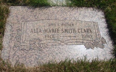 CLARK, ALTA MARIE - Yamhill County, Oregon | ALTA MARIE CLARK - Oregon Gravestone Photos