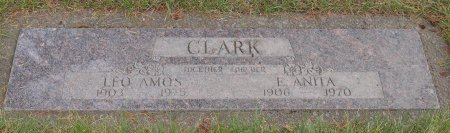 CLARK, ELVA ANITA - Yamhill County, Oregon | ELVA ANITA CLARK - Oregon Gravestone Photos