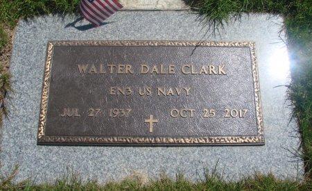 CLARK, WALTER DALE - Yamhill County, Oregon | WALTER DALE CLARK - Oregon Gravestone Photos