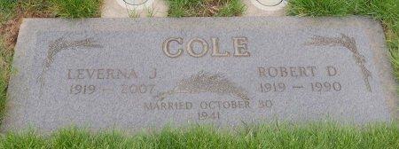 COLE, ROBERT DAVID - Yamhill County, Oregon | ROBERT DAVID COLE - Oregon Gravestone Photos