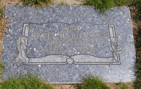 CROW, HAZEL MARIE - Yamhill County, Oregon | HAZEL MARIE CROW - Oregon Gravestone Photos