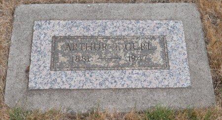 CURL, ARTHUR THOMAS - Yamhill County, Oregon | ARTHUR THOMAS CURL - Oregon Gravestone Photos