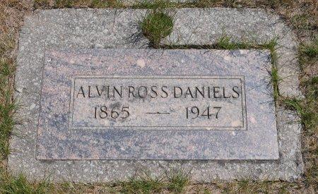 DANIELS, ALVIN ROSS - Yamhill County, Oregon   ALVIN ROSS DANIELS - Oregon Gravestone Photos
