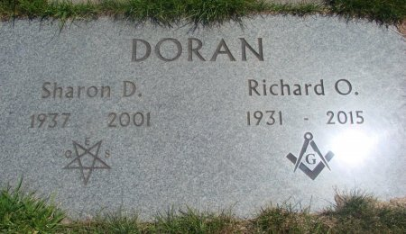 DORAN, SHARON DARLENE - Yamhill County, Oregon   SHARON DARLENE DORAN - Oregon Gravestone Photos