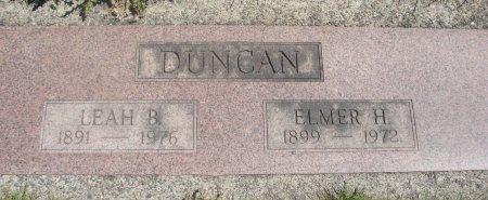 DUNCAN, ELMER HENRY - Yamhill County, Oregon | ELMER HENRY DUNCAN - Oregon Gravestone Photos