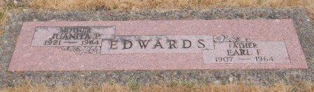 EDWARDS, EARL FLOYD - Yamhill County, Oregon | EARL FLOYD EDWARDS - Oregon Gravestone Photos
