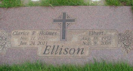 ELLISON, ELBERT - Yamhill County, Oregon | ELBERT ELLISON - Oregon Gravestone Photos