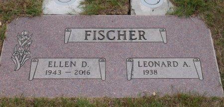 FISCHER, ELLEN DIANE - Yamhill County, Oregon | ELLEN DIANE FISCHER - Oregon Gravestone Photos