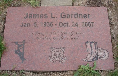 GARDNER, JAMES L - Yamhill County, Oregon   JAMES L GARDNER - Oregon Gravestone Photos