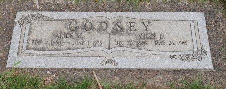 BLINN GODSEY, ALICE MAY - Yamhill County, Oregon | ALICE MAY BLINN GODSEY - Oregon Gravestone Photos
