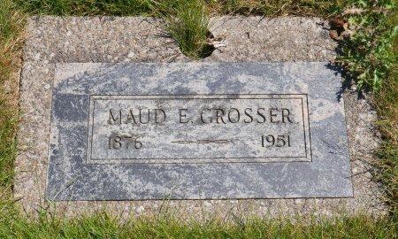 GROSSER, MAUD E - Yamhill County, Oregon | MAUD E GROSSER - Oregon Gravestone Photos