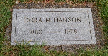 BLOM HANSON, DORTHEA MARIA - Yamhill County, Oregon | DORTHEA MARIA BLOM HANSON - Oregon Gravestone Photos