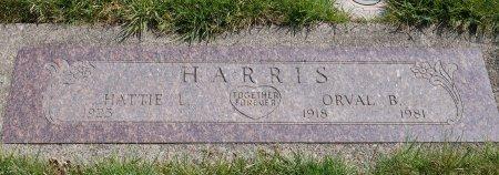 CLARK HARRIS, HATTIE LILLIAN - Yamhill County, Oregon   HATTIE LILLIAN CLARK HARRIS - Oregon Gravestone Photos