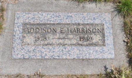 HARRISON, ADDISON EDGAR - Yamhill County, Oregon | ADDISON EDGAR HARRISON - Oregon Gravestone Photos