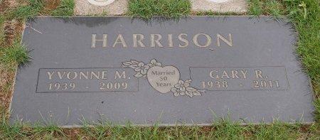 HARRISON, GARY RAMON - Yamhill County, Oregon | GARY RAMON HARRISON - Oregon Gravestone Photos