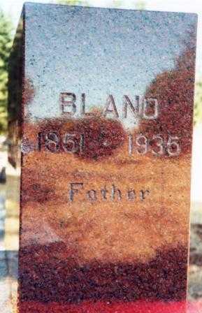 HERRING, BLAND - Yamhill County, Oregon   BLAND HERRING - Oregon Gravestone Photos