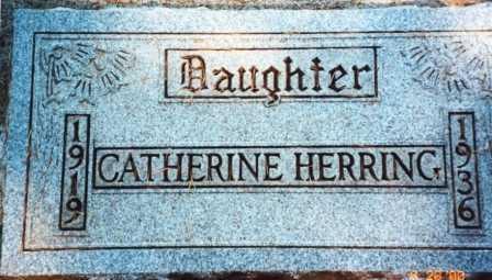 HERRING, CATHERINE - Yamhill County, Oregon | CATHERINE HERRING - Oregon Gravestone Photos