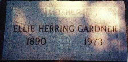 HERRING, ELLIE - Yamhill County, Oregon | ELLIE HERRING - Oregon Gravestone Photos
