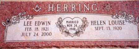 KRAUSE HERRING, HELEN LOUISE - Yamhill County, Oregon | HELEN LOUISE KRAUSE HERRING - Oregon Gravestone Photos