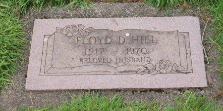 HILL, FLOYD D - Yamhill County, Oregon   FLOYD D HILL - Oregon Gravestone Photos