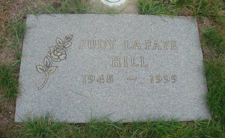 HILL, JUDY LAFAYE - Yamhill County, Oregon   JUDY LAFAYE HILL - Oregon Gravestone Photos