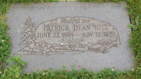 HILL, PATRICK DEAN - Yamhill County, Oregon | PATRICK DEAN HILL - Oregon Gravestone Photos