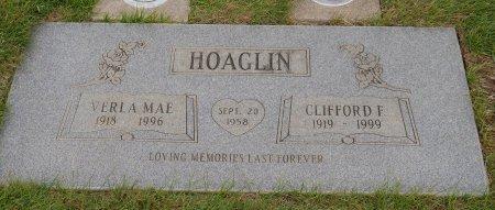 HOAGLIN, VERLA MAE - Yamhill County, Oregon | VERLA MAE HOAGLIN - Oregon Gravestone Photos