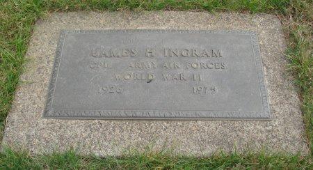 INGRAM, JAMES HENRY - Yamhill County, Oregon   JAMES HENRY INGRAM - Oregon Gravestone Photos
